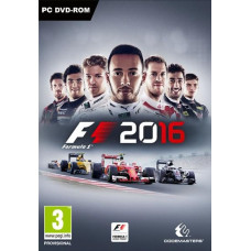 CODEMASTERS PC CD - F1 2016