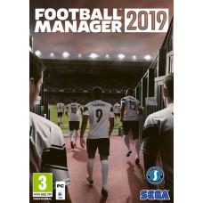 SEGA PC - Football Manager 2019