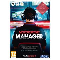 SEGA PC - Motorsport Manager