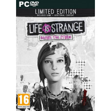 CAPCOM PC - LIFE IS STRANGE BEFORE THE STORM LIMITED EDITION