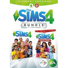 ACTIVISION PC - THE SIMS 4 + CATS & DOGS  CZ/SK Bundle