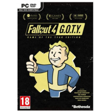 BETHESDA PC - Fallout 4 Game of the Year Edition