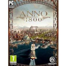 UBISOFT PC - ANNO 1800 D1 Ed