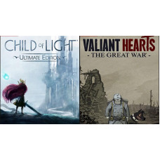 UBISOFT PC - Child of Light + Valiant Hearts