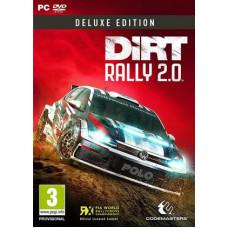 UBISOFT PC - DiRT Rally 2.0- Deluxe