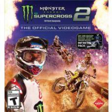 COMGAD Monster Energy Supercross 2
