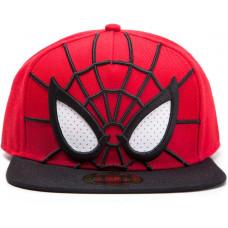 SONY PLAYSTATION Kšiltovka: Spider man - rovný kšilt