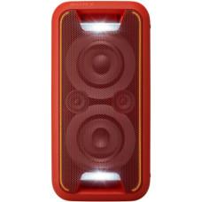 SONY Hi-Fi G-Tank GTK-XB5, USB,MP3,BT,NFC, červený