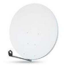 AB COM Gibertini 100 Al bílá - satelitní parabola