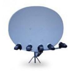 AB COM Maximum/Gessat E-85 multifocus (5 LNB) sat. parab.