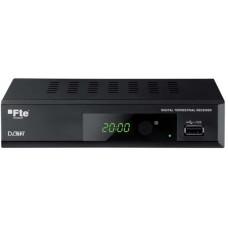 AB COM Set-box FTE MAX T200HD DVB-T2 kodek H.265 HEVC