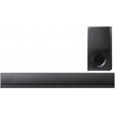SONY Soundbar HT-CT390, 300W, 2.1k, NFC/BT černý