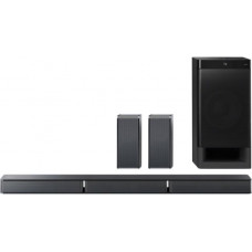 SONY Soundbar HT-RT3, 600W, 5.1k, NFC/BT, černý