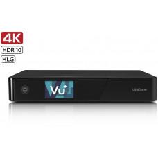 AB COM VU+ UNO 4K SE 1x Dual FBC-S/S2 tuner