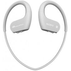 SONY MP3 přehrávač 4 GB NW-WS623 bílý, voděod.