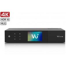 AB COM VU+ DUO 4K 1x Dual FBC-S/S2/S2X tuner