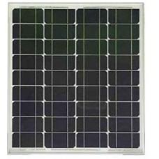 CARSPA Fotovoltaický solární panel ECOWATT 50W monokrystalický