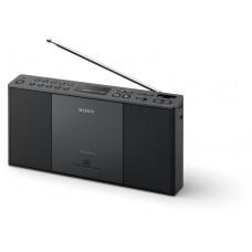 SONY mp3/CD/Radio přehrávač ZS-PE60,USB,černý