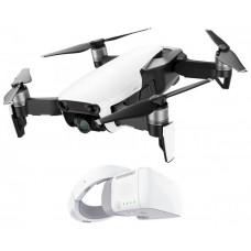 DJI dron, Mavic Air, 4K kamera, bílý + DJI Goggles