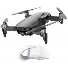 DJI dron, Mavic Air, 4K kamera, černý + DJI Goggles