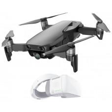 DJI dron, Mavic Air Fly More Combo, 4K kamera, černý + DJI Goggles