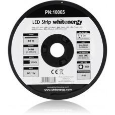 WHITENERGY WE LED páska 50m SMD3528 4.8W/m 8mm studená bílá