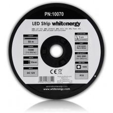WHITENERGY WE LED páska 50m SMD5050 14.4W/m 10mm teplá bílá