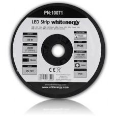 WHITENERGY WE LED páska 50m SMD5050 7.2W/m 10mm RGB