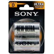 SONY Baterie SUM1NUB2A, 2ks R20/D ULTRA