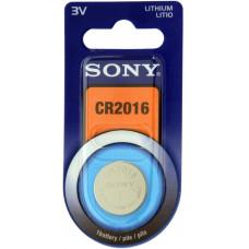 SONY Lithiová knoflíková baterie CR2016B1A, CR2016