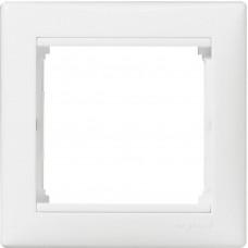 LEGRAND VALENA rámeček 1P bílý