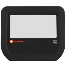 LEDVANCE FLOOD LED 50W/3000K BK 100DEG IP65 LEDV