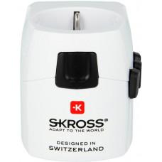 SKROSS PRO Light cestovní adaptér EU do světa