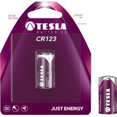 TESLA - baterie TESLA CR123, 1ks, CR17345
