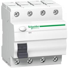 Schneider Electric Chránič proudový 4P  40A  30mA AC iIDK Acti9