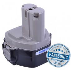 AVACOM Baterie AVACOM MAKITA 1234 Ni-MH 12V 3000mAh, články PANASONIC