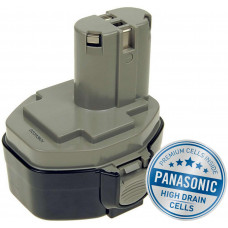 AVACOM Baterie AVACOM MAKITA 1434 Ni-MH 14,4V 3000mAh, články PANASONIC
