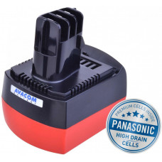 AVACOM Baterie AVACOM METABO BSZ 6.25473 Ni-MH 12V 3000mAh, články PANASONIC