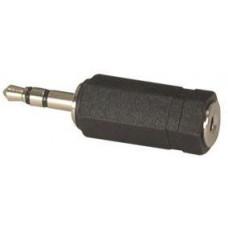 PREMIUMCORD Redukce 3,5mm/M - 2,5mm/F streojack