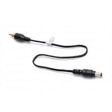 VIRTUOS Napájecí kabel pro POS,cinch - DC jack, 30cm,černý
