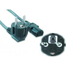 GEMBIRD Síťový kabel VDE 220/230V, 10m napájecí