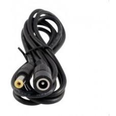 PREMIUMCORD Prodlužovací kabel napájecího konektoru 5,5/2,1 mm 1,5 m