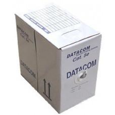DATACOM  UTP flex,Cat5e LSOH,šedý,305m,licna