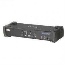 ATEN 4 port DVI KVMP USB, 2port USB HUB, audio