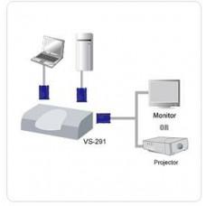 ATEN Elektronický VGA přepínač 2:1 - stolní