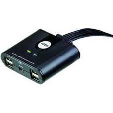 ATEN USB 2.0 Přepínač periferií 4:4