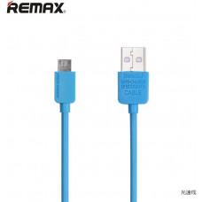 REMAX Datový kabel , micro USB, barva modrá