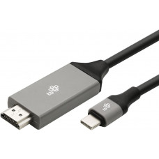 TB TOUCH Cable USB 3.1 CM - HDMI 2.0V AM,2m,black