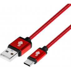 TB TOUCH Cable USB - USB C 1.5 m ruby