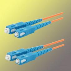 OEM Optický patchkabel duplex SC-SC, 50/125 um MM, 5 m, OM2
